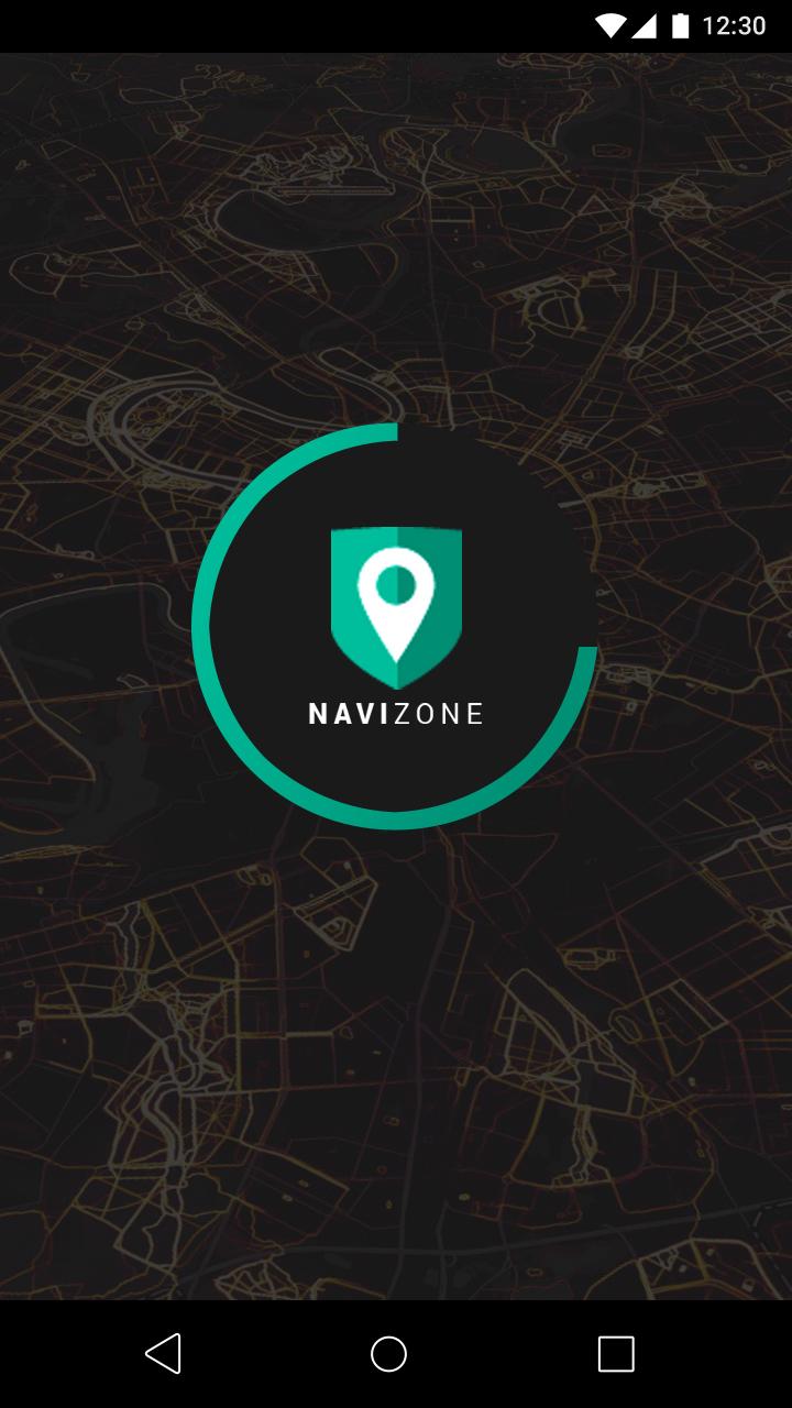 NaviZone App